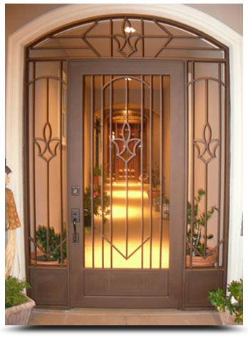 Wrought Iron Door Contractors & Doors - Iron Contractors